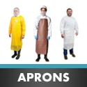 UltraSource Industrial Food Service Aprons